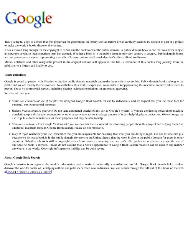 Alfonso Maria de ' Liguori - The month of Mary (taken from the Glories of Mary by a father of the Congregation of the most ...