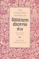 Download The collected letters of William Morris