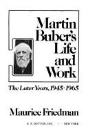 Download Martin Buber's life and work