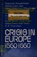 Download Crisis in Europe 1560-1660