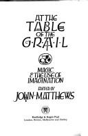 Download At the Table of the Grail