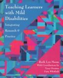 Teaching learners with mild disabilities