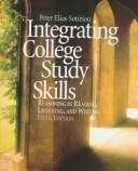 Integrating college study skills