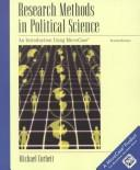 Download Research Methods in Political Science