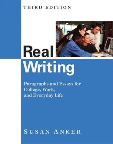 Download Real Writing
