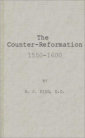 The Counter-Reformation, 1550-1600