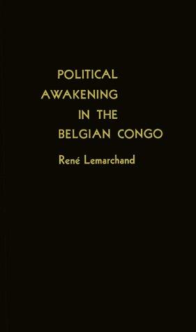 Download Political awakening in the Belgian Congo