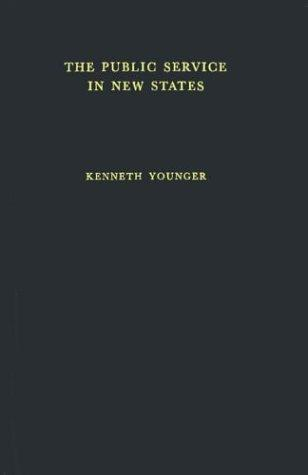 Download The public service in new states