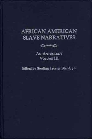 Download African American Slave Narratives