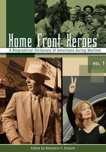 Home Front Heroes Three Volumes
