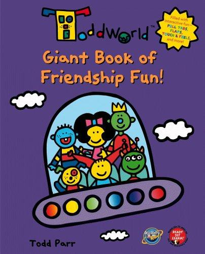 ToddWorld by Todd Parr