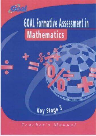 Goal Formative Assessment (GOAL Formative Assessment in Key Stage 3)