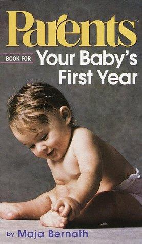 Parents Book for Your Baby's First Year