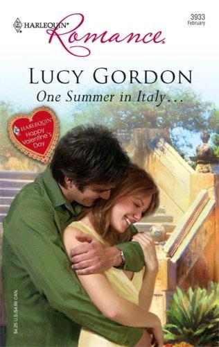 One Summer In Italy... (Harlequin Romance) by Lucy Gordon