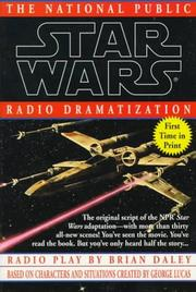 Cover image for Star Wars: The National Public Radio Dramatization