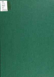 Homogeneous linear substitutions by Harold Hilton