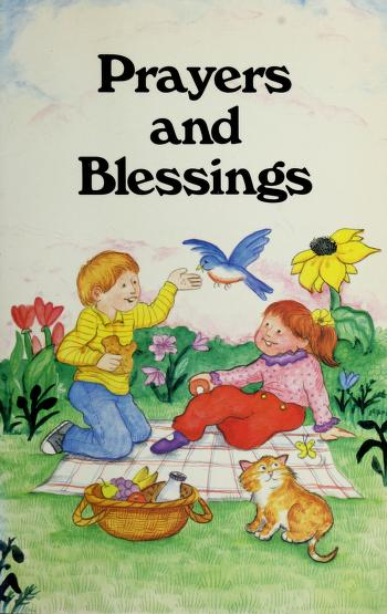 Cover of: Prayers and blessings   Miriam Schlein