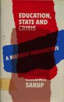Education, State and Crisis