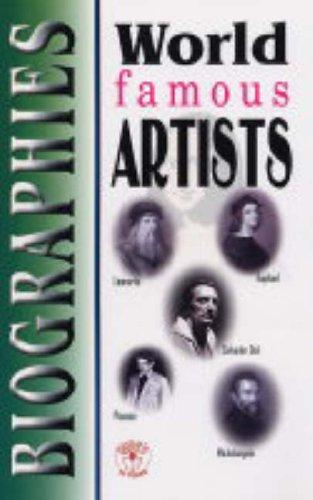 World Famous Artists by C.M. Nag