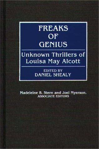 Freaks of genius by Louisa May Alcott