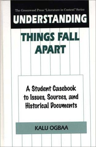 Understanding Things fall apart by Kalu Ogbaa