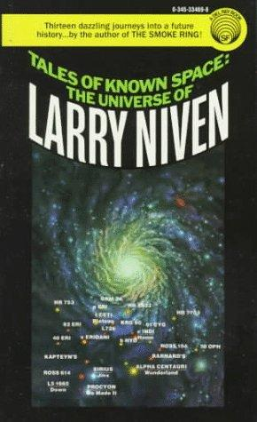 Tales of Known Space by Larry Niven
