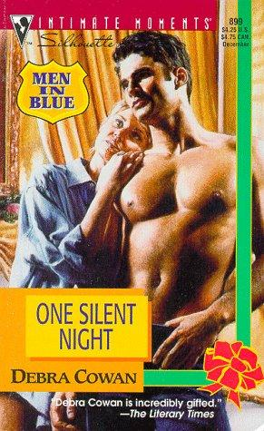 One Silent Night  (Men In Blue) by Debra Cowan
