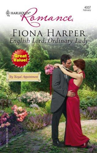 English Lord, Ordinary Lady (Harlequin Romance) by Fiona Harper